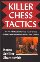 killer chess tactics book cover