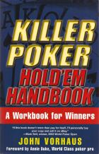 killer poker holdem handbook book cover