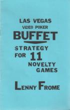 las vegas video poker buffet book cover