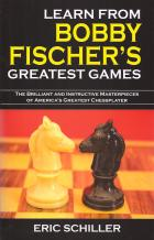 learn from bobby fischers greatest games book cover