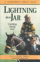lightning in a jar catching racing fever book cover