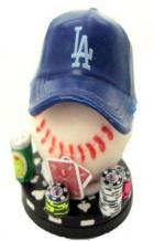 los angeles dodgers card protector book cover