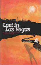 lost in las vegas hardcover book cover