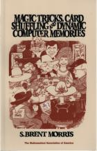 magic tricks card shuffling and computer memories book cover