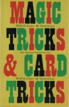 magic tricks  card tricks book cover