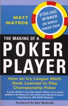 making of a poker player book cover