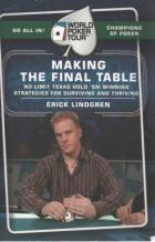 making the final table book cover