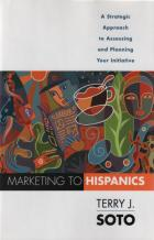 marketing to hispanics book cover