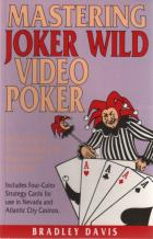 mastering joker wild video poker book cover