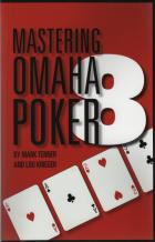mastering omaha 8 poker book cover