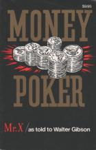 money poker book cover
