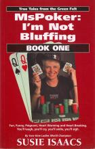 ms poker im not bluffing book 1 book cover