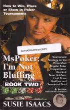ms poker im not bluffing book ii book cover