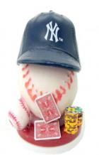 new york yankees card protector book cover