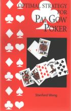 optimal strategy for pai gow poker book cover