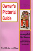 owners pictorial guide jennings bell slot machine book cover