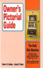 owners pictorial guide the bally slot machine book cover
