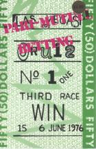 pari mutuel betting book cover