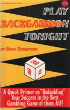 play backgammon tonight book cover