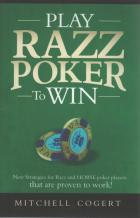 play razz poker to win book cover