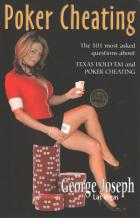poker cheating 101 most asked questions book cover
