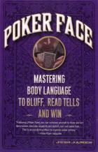 poker face mastering body language to bluff  read tells book cover