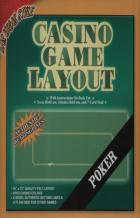 poker the stud omaha etc felt layout book cover