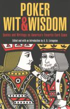 poker wit  wisdom book cover