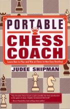 portable chess coach book cover