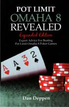 pot limit omaha 8 revealed expanded edition book cover