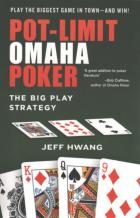 potlimit omaha poker the big play strategy book cover