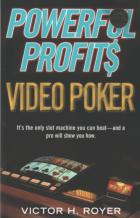 powerful profits from video poker book cover