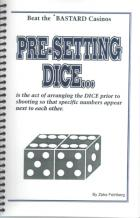presetting dice book cover