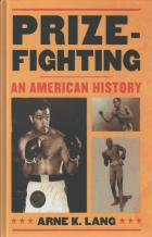 prizefighting an american history book cover