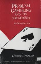 problem gambling  its treatment book cover