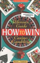 reference guide to casino gambling book cover