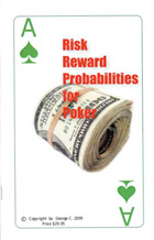 risk reward probabilities for poker book cover