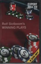 rolf slotbooms winning plays 4 dvd set book cover
