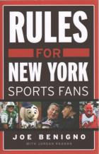 rules for new york sports fans book cover