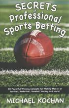 secrets of professional sports betting book cover