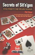 secrets of sit n go poker book cover