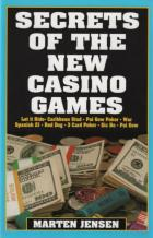 secrets of the new casino games book cover