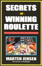 secrets of winning roulette book cover