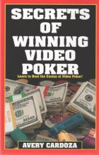 secrets of winning video poker book cover