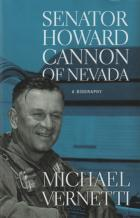 senator howard cannon of nevada book cover