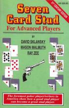 seven card stud for advanced players book cover