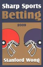sharp sports betting book cover