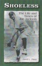 shoeless the life and times of joe jackson book cover