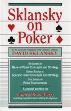sklansky on poker book cover
