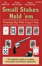 small stakes holdem winning big with expert play book cover